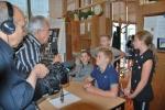 55 DSC_2811 Camera RuudMosies, intervieuwer ArieMosies